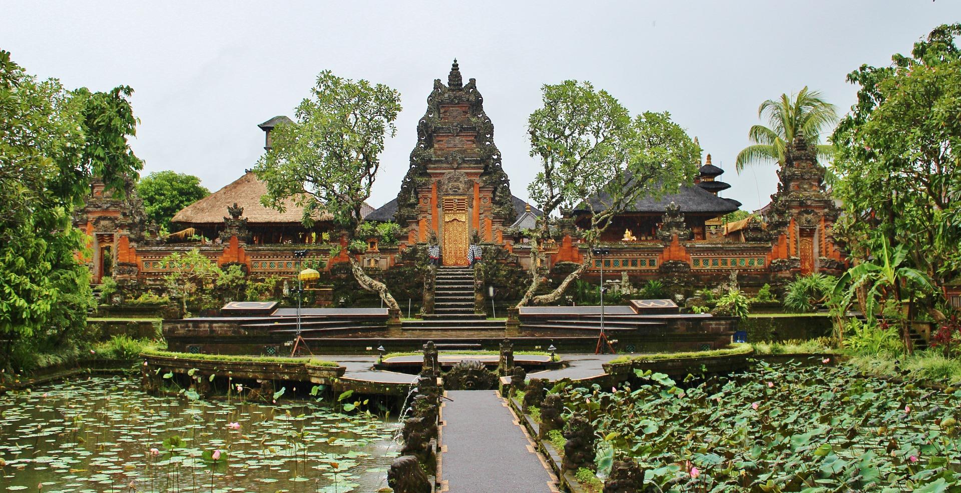 Carnet de voyage à Bali, Indonésie