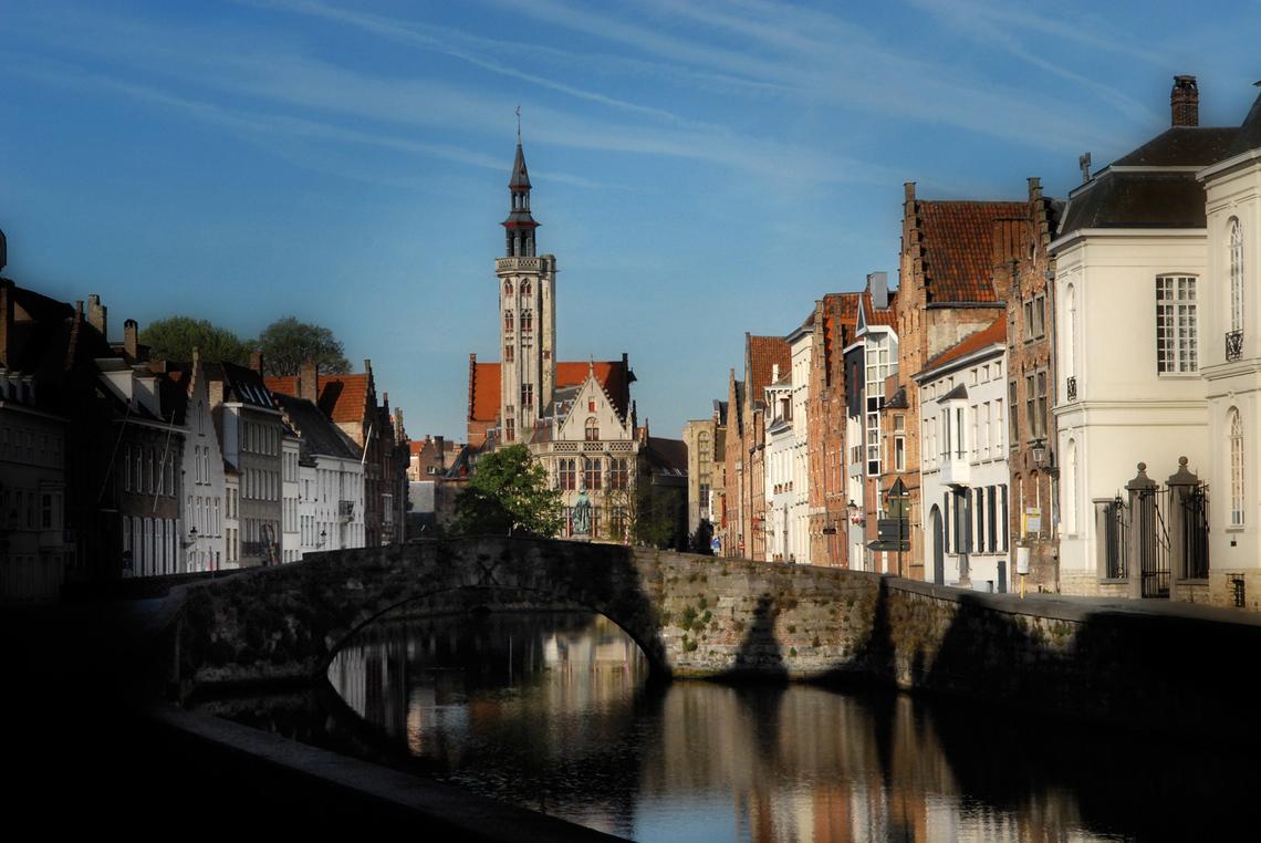 Les canaux de Bruges, la Venise du Nord