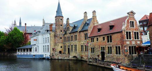 Bruges en Belgique, la Venise du Nord
