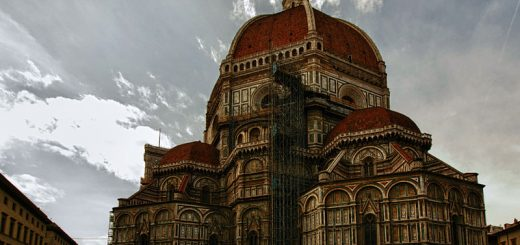Duomo, Florence, Italie CC by Kevin Poh