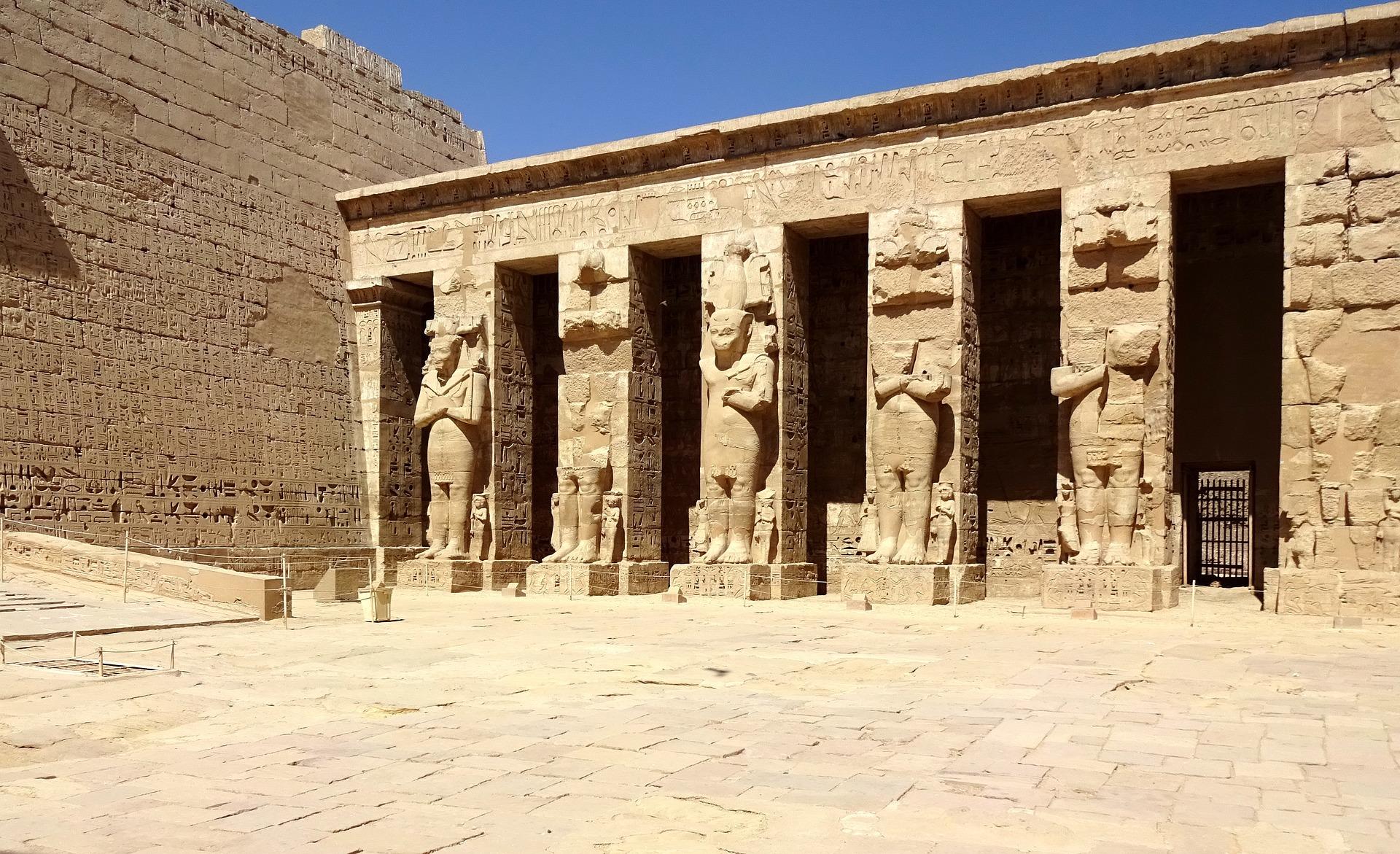 Les temples de Louxor, Karnak et Deir el-Bahari