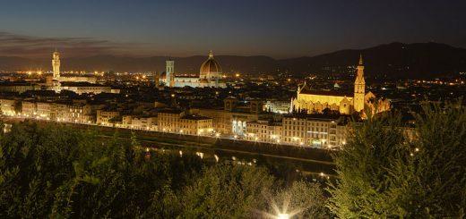 Florence Piazzale Michelangelo CC by sa MatthiasKabel