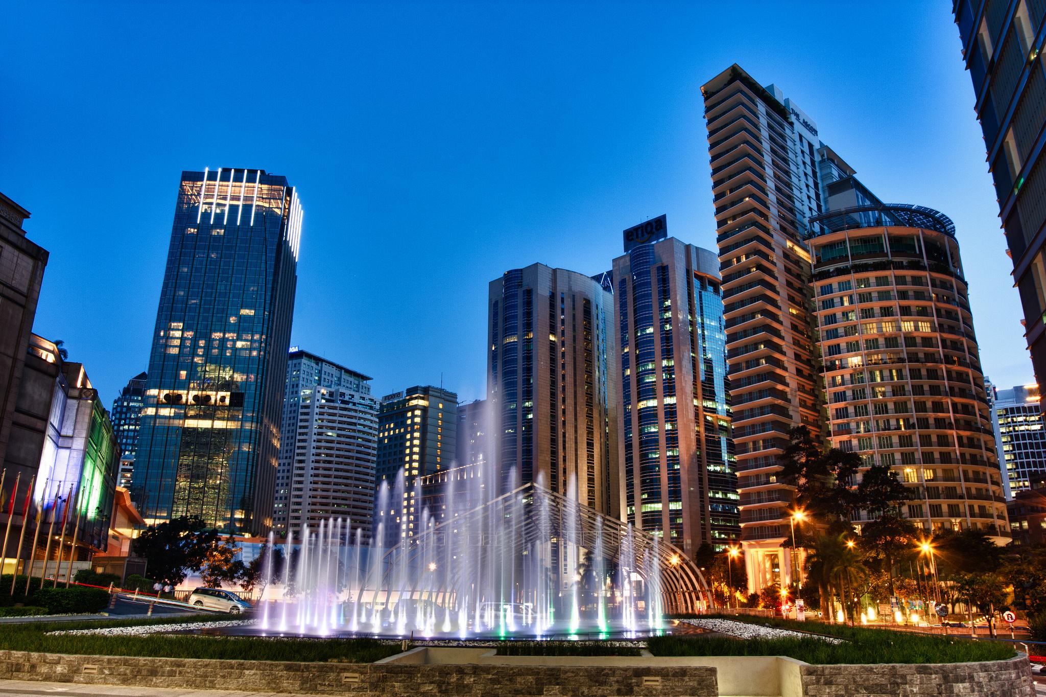 Kuala Lumpur, capitale de la Malaisie
