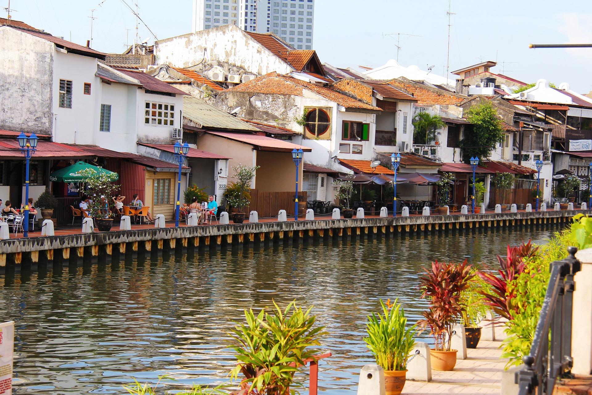Carnet de voyage de Melaka – Malacca en Malaisie