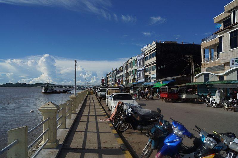 Moulmein (Mawlamyaing) 4e ville du Myanmar
