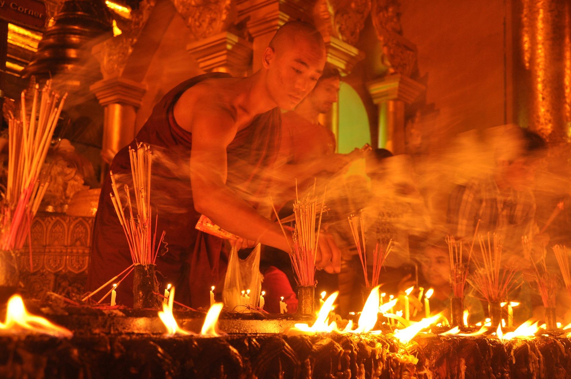 Réflexions sur le Bouddhisme birman