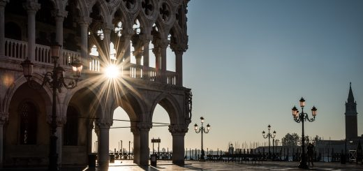 Le Palais des Doges Venise