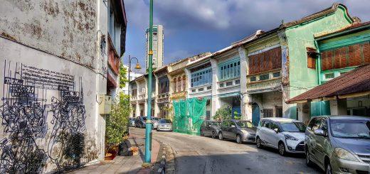Penang Georgetown Malaisie