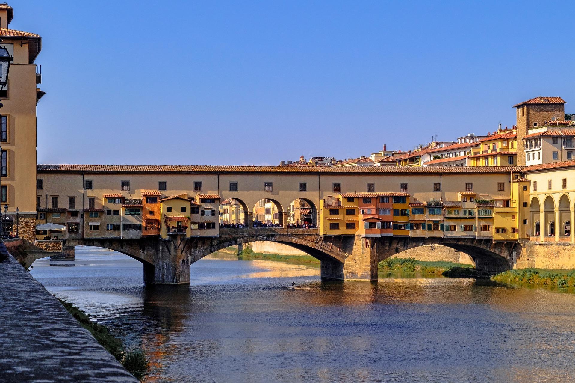 Visite du Ponte Vecchio à Florence