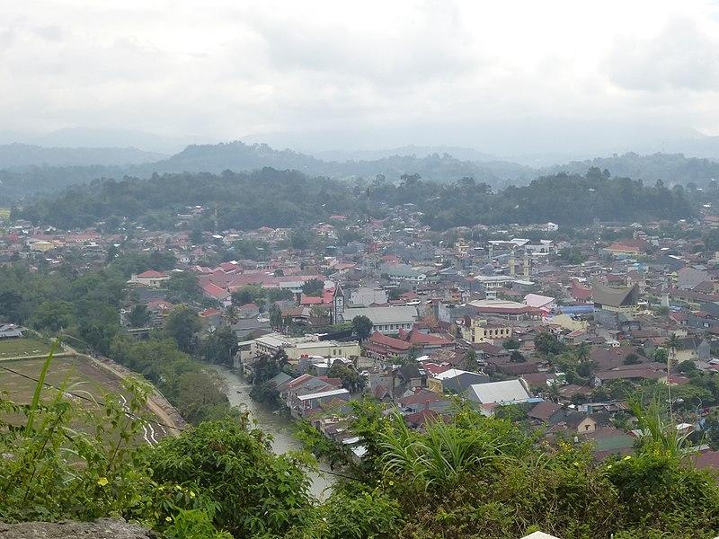 Randonnées au Tana Toraja, Sulawesi, Indonésie