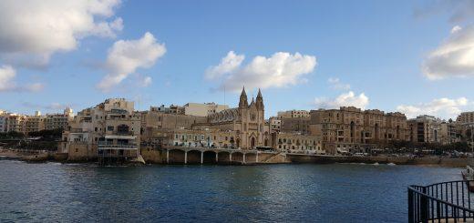 Sliema Malte