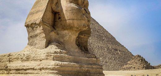 Le Sphynx Egypte CC by sa Moh Hakem