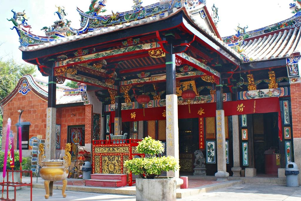 Les temples de Penang
