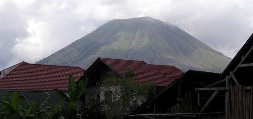 Tomohon et le pays Minahasa, Sulawesi, Indonésie