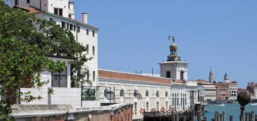 Venise, Dorsoduro et Santa Croce