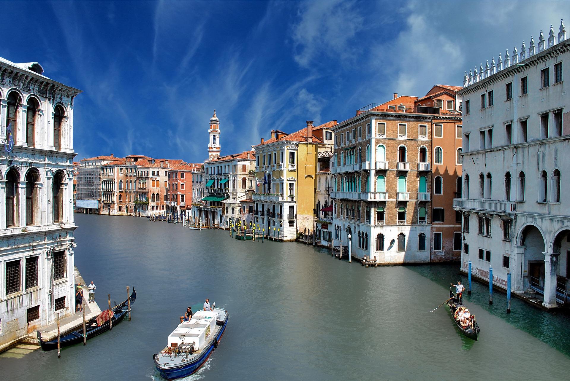 Carnet de voyage de Venise