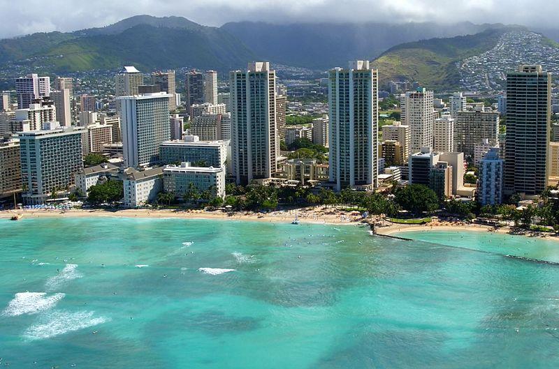 Carnet de voyage à Waikiki