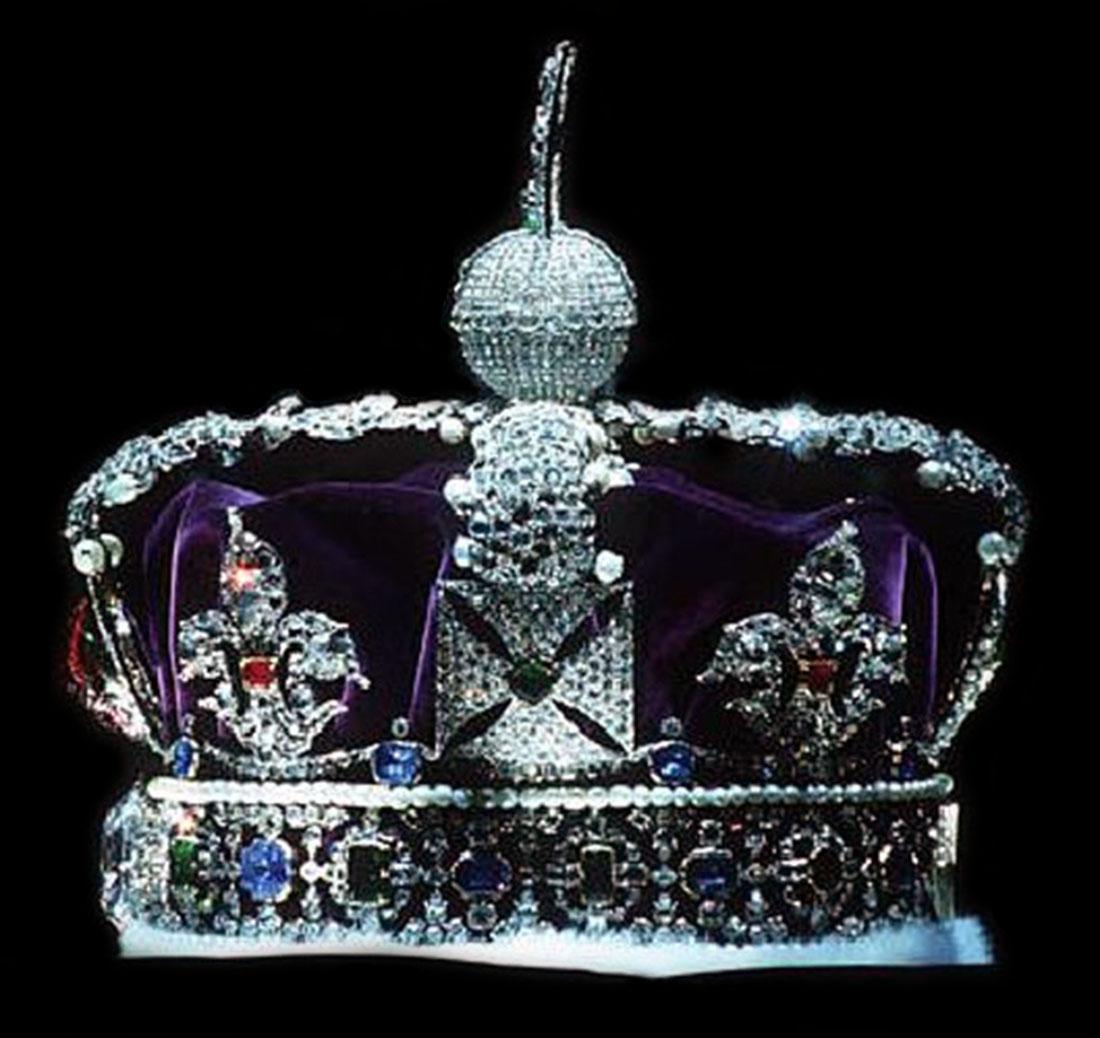 Londres : les joyaux de la Couronne