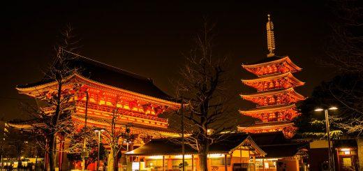 Senso-ji Tokyo Japon