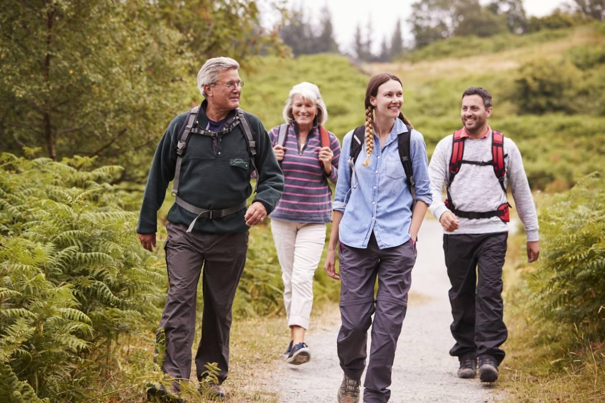 La randonnée, une activité de plus en plus prisée par les familles