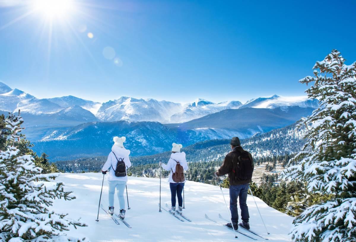 Les meilleurs spots de ski des USA