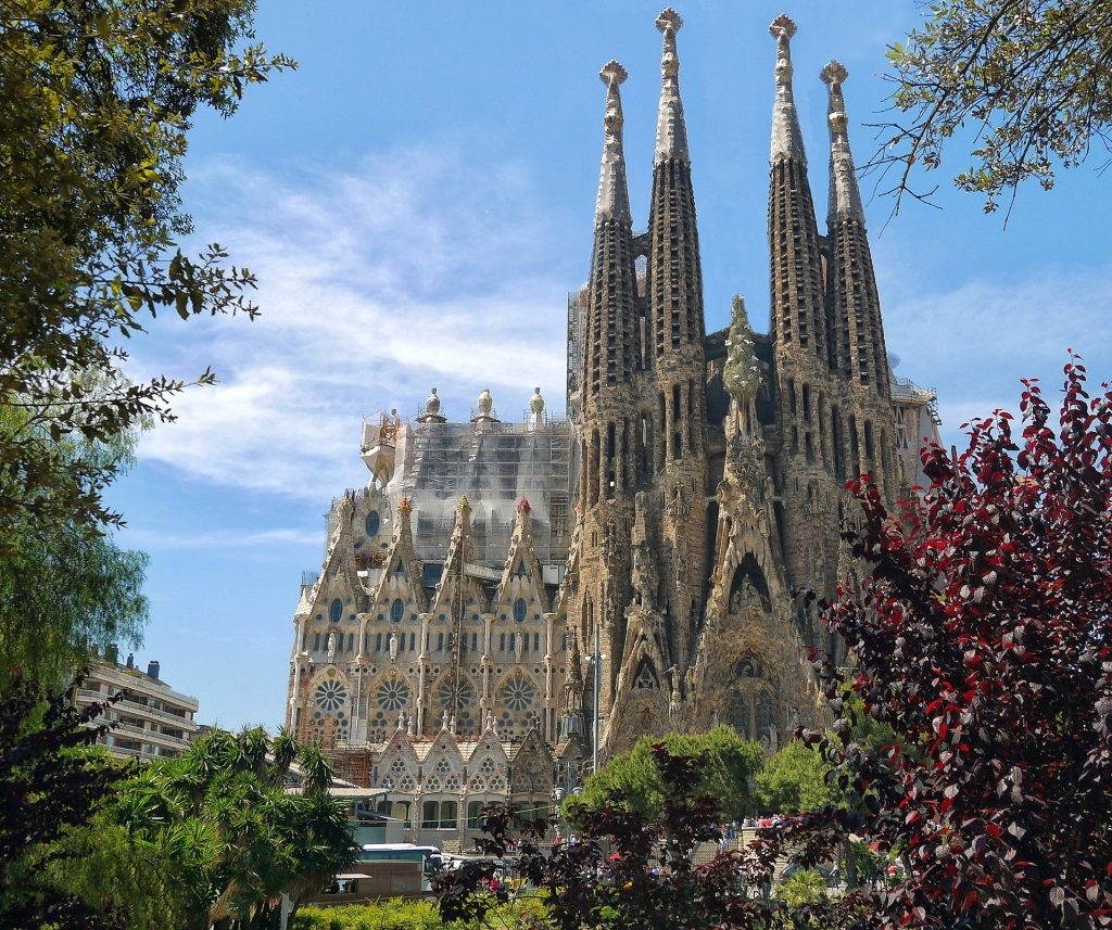 Monuments connus d'Espagne