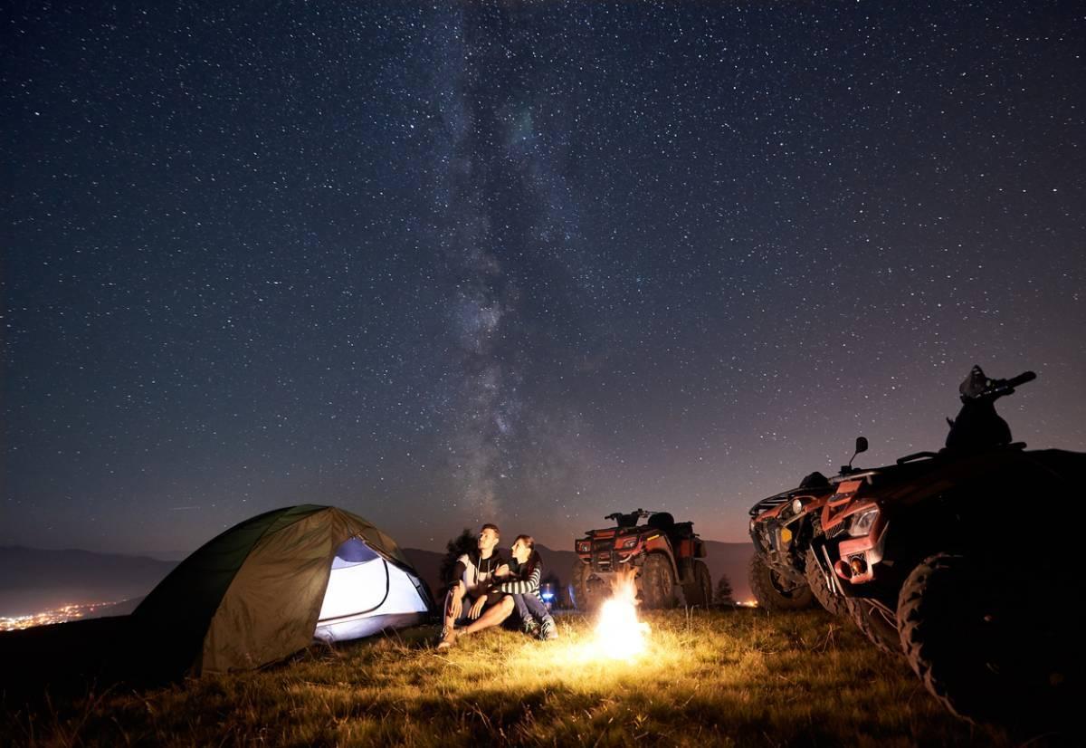 Le camping, la solution pour des vacances en famille ?