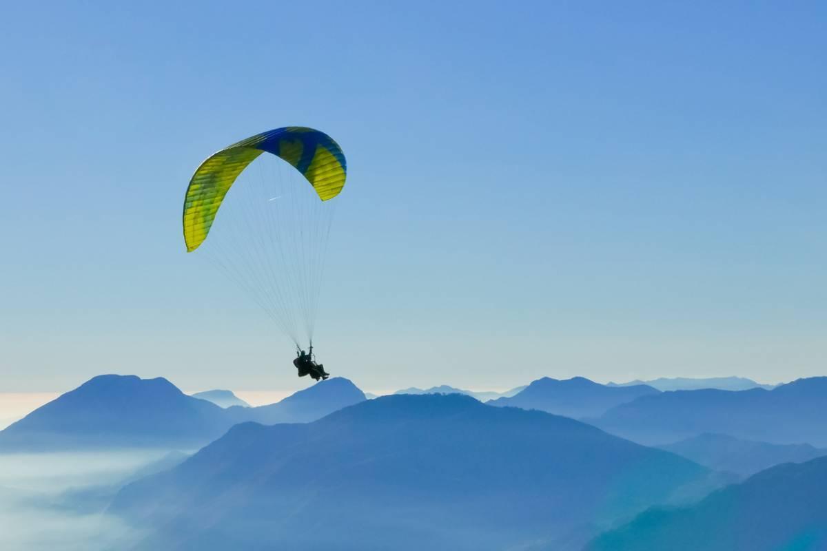 Comment essayer le parapente à Chamonix ?