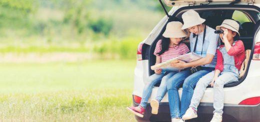 Peut-on partir en camping avec des enfants ?