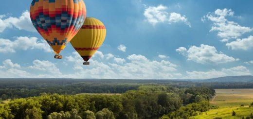Offrez-vous un voyage en montgolfière !